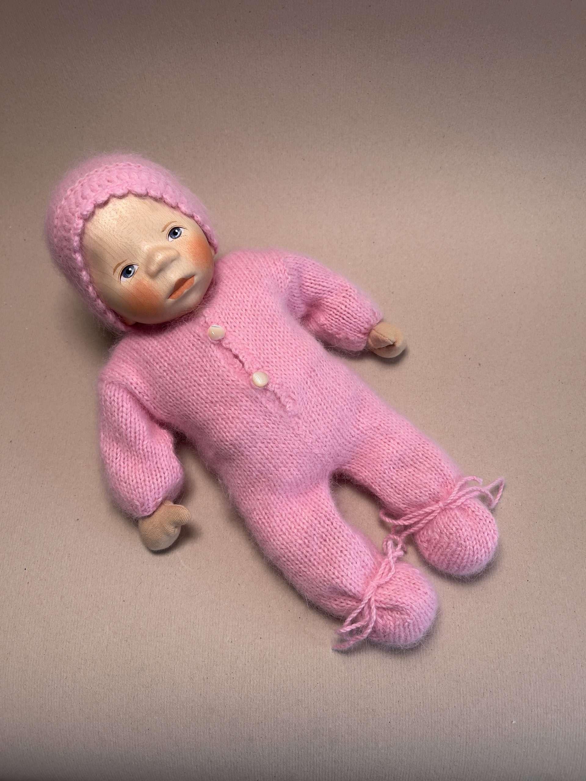Babypuppe B003