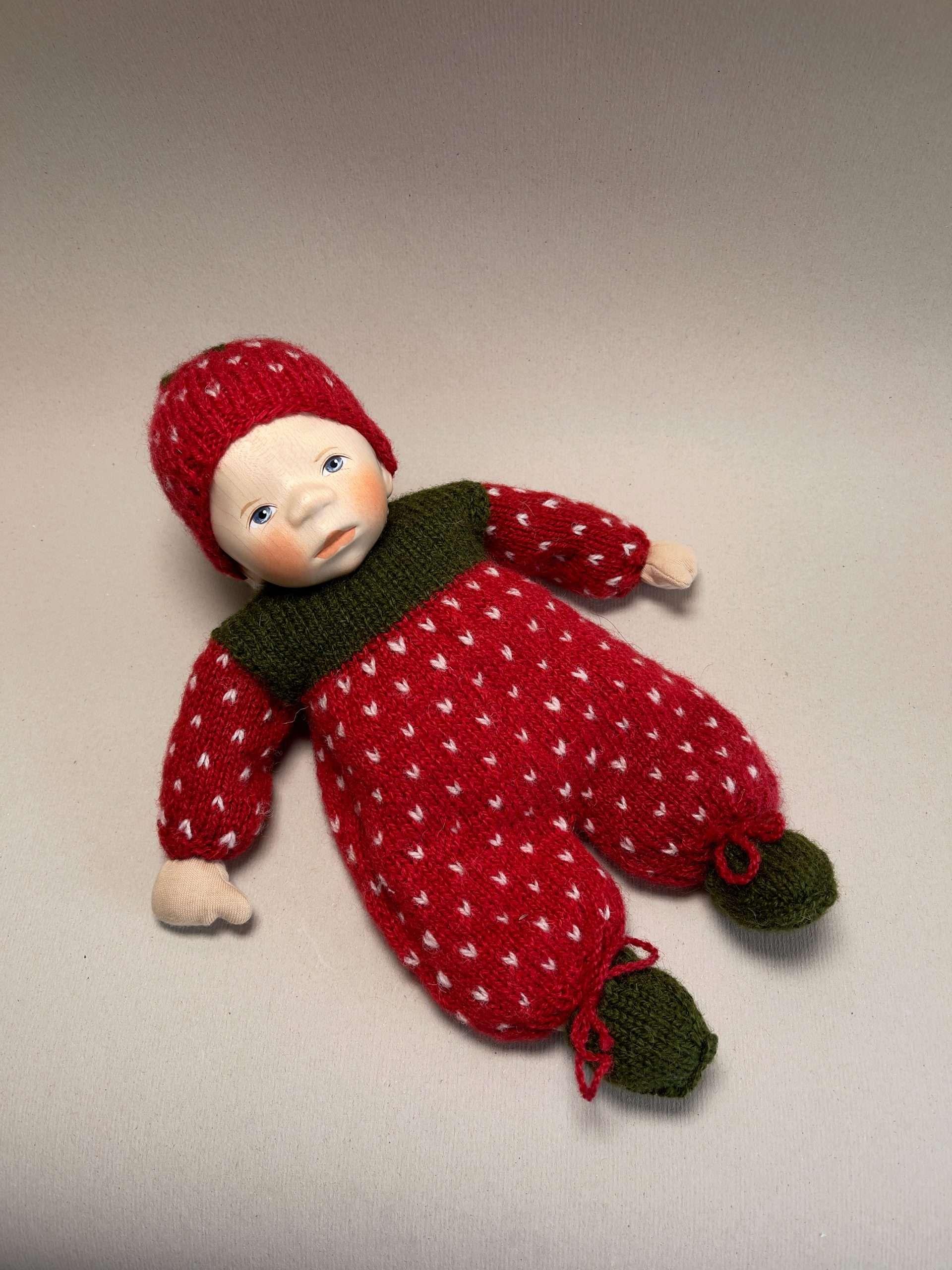 Babypuppe B005