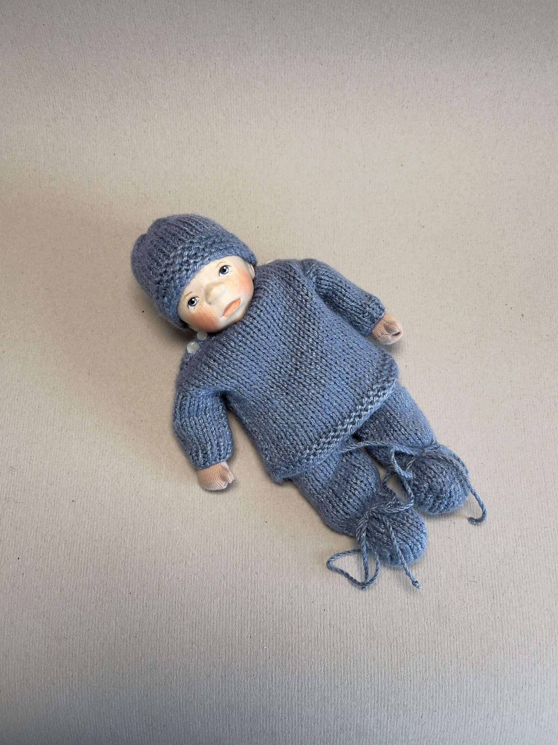 Babypuppe K019