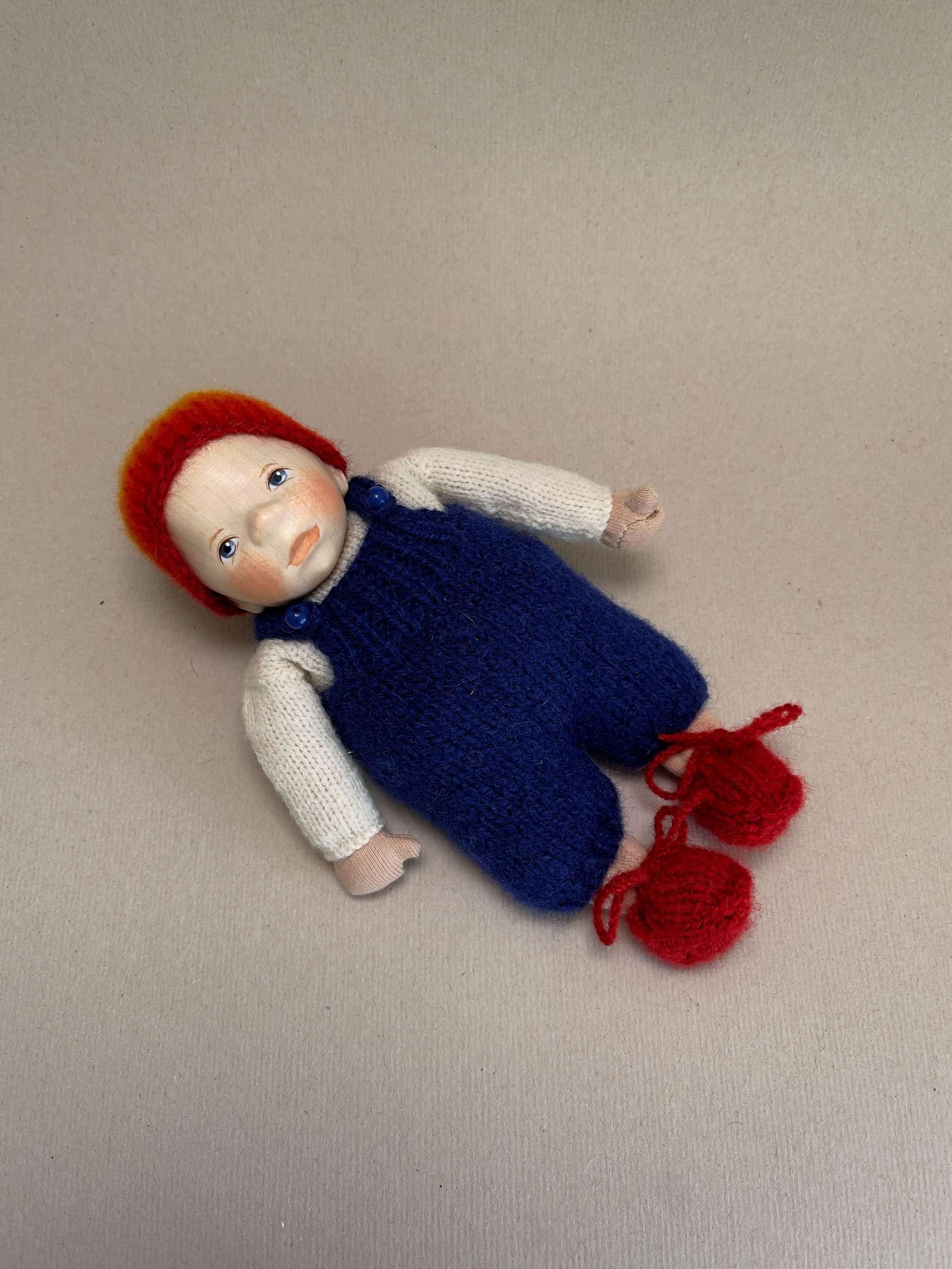 Babypuppe K046