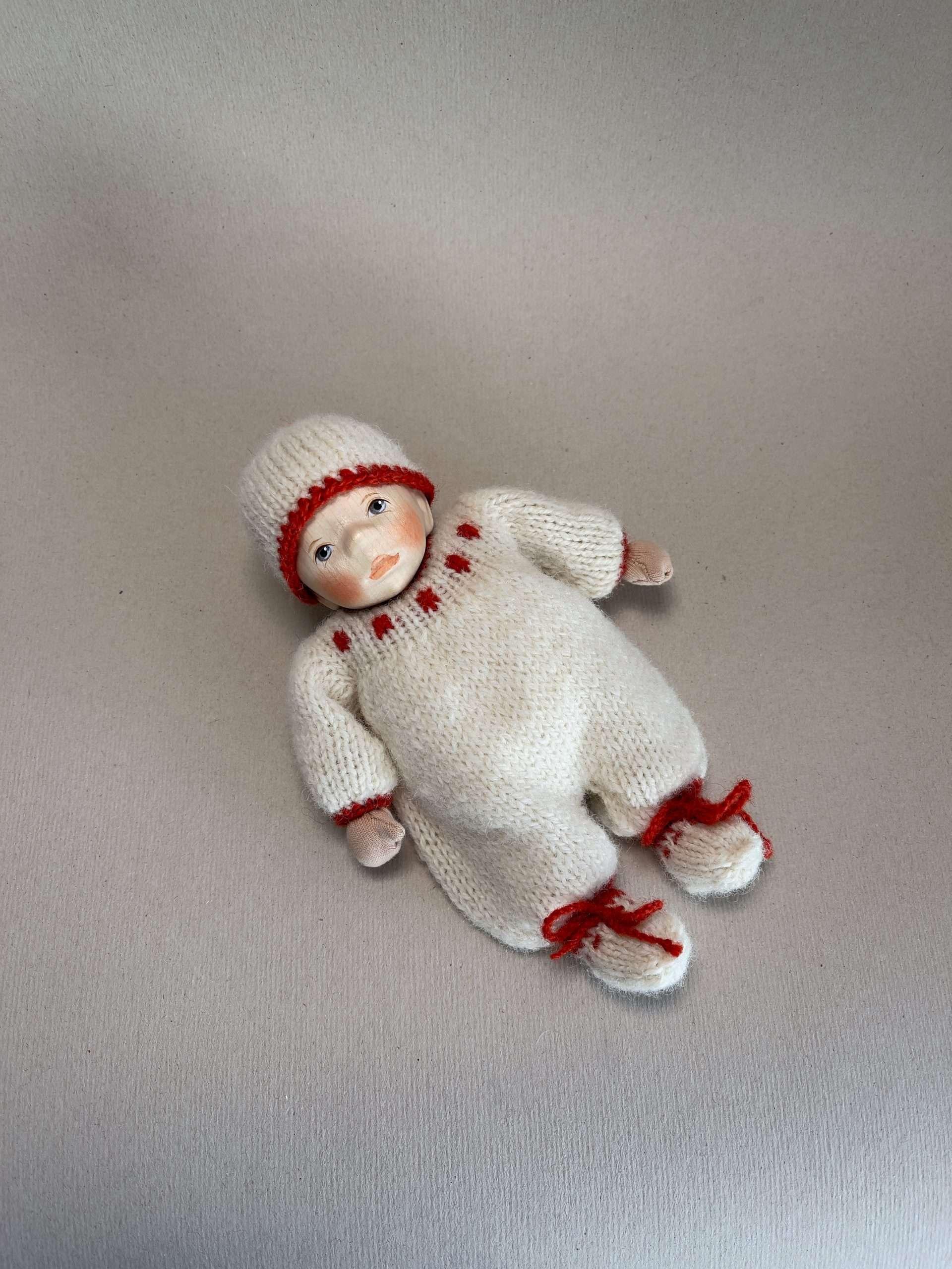 Babypuppe K353