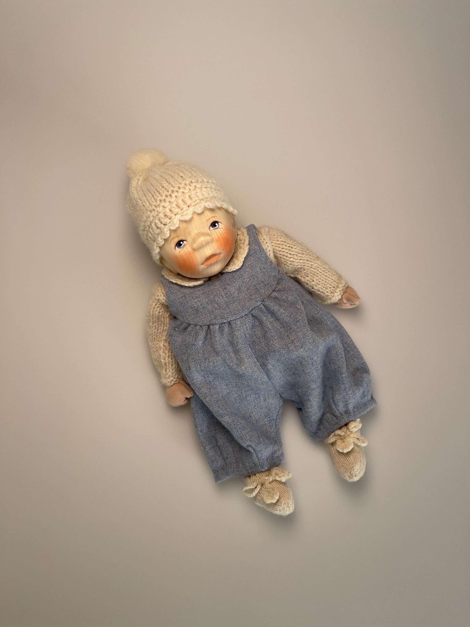 Babypuppe M049